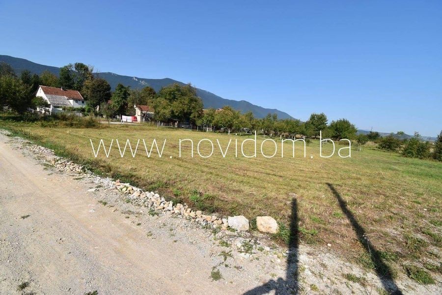 Land plot for sale, 806sqm, 60,000KM - Bihac | Indomio ba