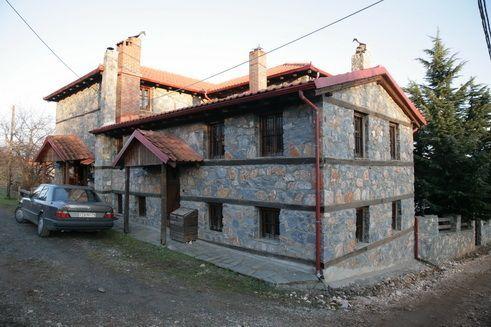 Duplex à louer Agios Athanasios (Vegoritida) 50 m2 Premier étage 2 Chambres à coucher