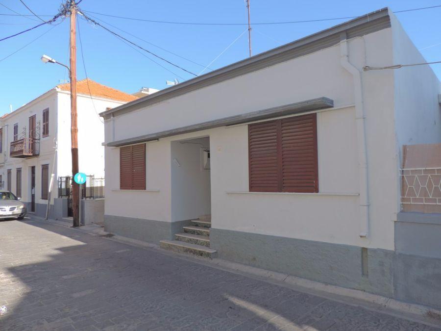 Μονοκατοικία προς πώληση Ρόδος Χώρα 95 τ.μ. Ισόγειο 2 Υπνοδωμάτια