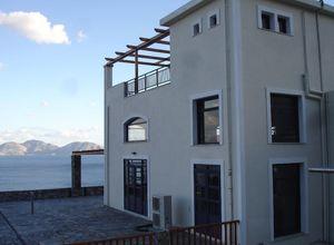 Κτίριο επαγγελματικών χώρων προς πώληση Ικαρία Άγιος Κήρυκος 450 τ.μ. Υπόγειο
