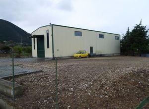 Βιομηχανικός χώρος για ενοικίαση Πάτρα Περιβόλα 280 τ.μ. Ισόγειο