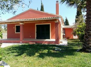 Detached House for sale Corfu Pareli 90 m<sup>2</sup> Ground floor