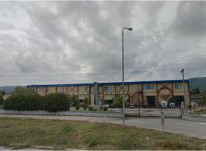 Βιομηχανικός χώρος προς πώληση Λαγκαδάς 1.675 τ.μ. Ισόγειο