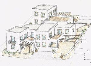 Διαμέρισμα προς πώληση Πάτμος Σκάλα 110 τ.μ. 1ος Όροφος