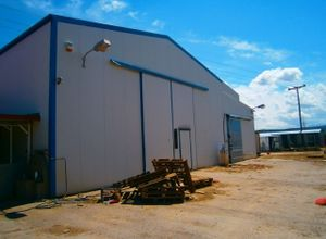 Rent, Warehouse, Psachna (Messapia)