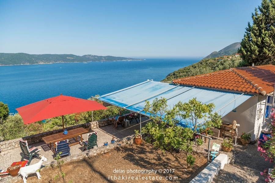 Detached House for sale Ithaki 60 m<sup>2</sup> Ground floor 2 Bedrooms