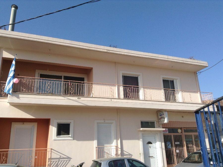 Διαμέρισμα προς πώληση Αγρίνιο 123 τ.μ. 1ος Όροφος 3 Υπνοδωμάτια