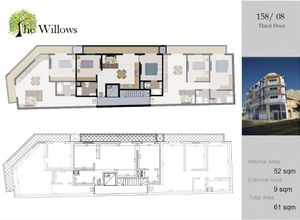 apartment for sale Victoria, 52 ㎡, bedrooms: 2, new development