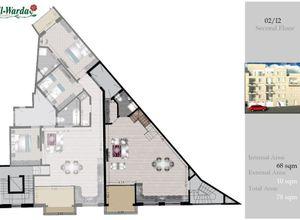 maisonette for sale Sannat, 142 ㎡, bedroom: 1, new development