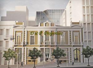 Building, Plateia Klafthmonos