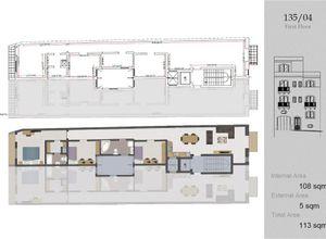 apartment for sale Ghajnsielem, 108 ㎡, bedrooms: 2, new development