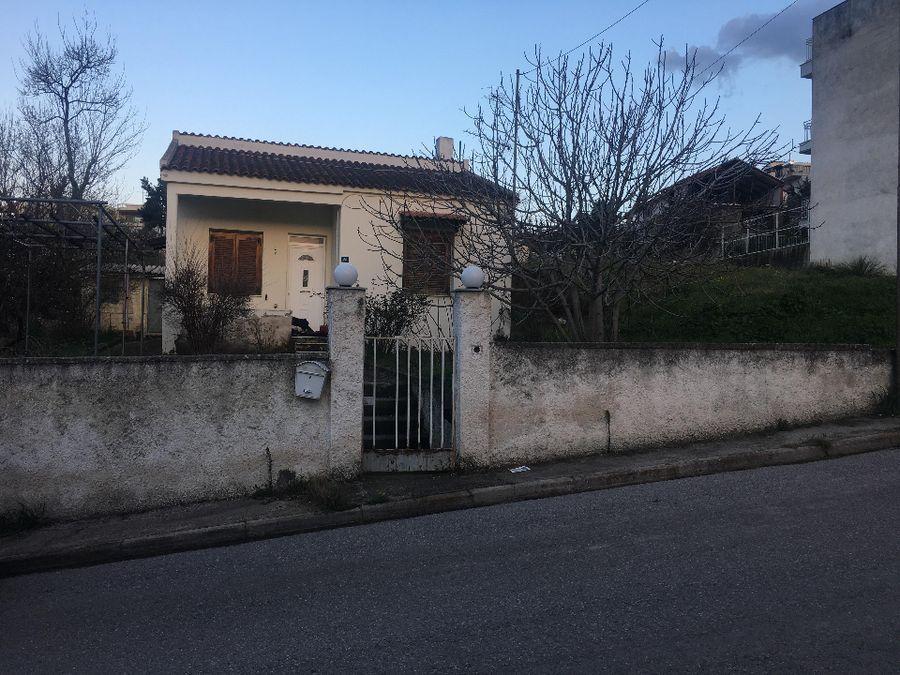 πώληση μονοκατοικίας Θήβα Κέντρο, 59 τ.μ., ισόγειο, υπνοδωμάτια: 2