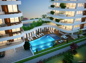 Apartment for sale Larnaca (center) 83 ㎡ 2 Bedrooms New development