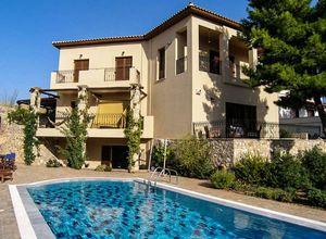 Μονοκατοικία για ενοικίαση Καλλιτεχνούπολη (Ραφήνα) 320 τ.μ. Ισόγειο