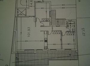 Διαμέρισμα προς πώληση Άγιος Ελευθέριος (Λάρισα) 102 τ.μ. 3 Υπνοδωμάτια