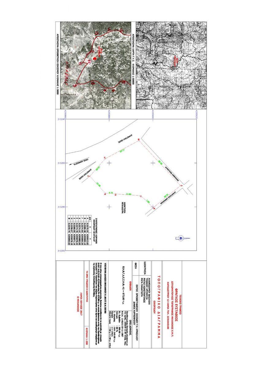 Land Plot For Sale 673sqm 70 000 Krikello Spiti24