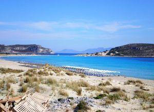 Ξενοδοχείο προς πώληση Ελαφόνησος Λεύκη 30.000 τ.μ. Ισόγειο