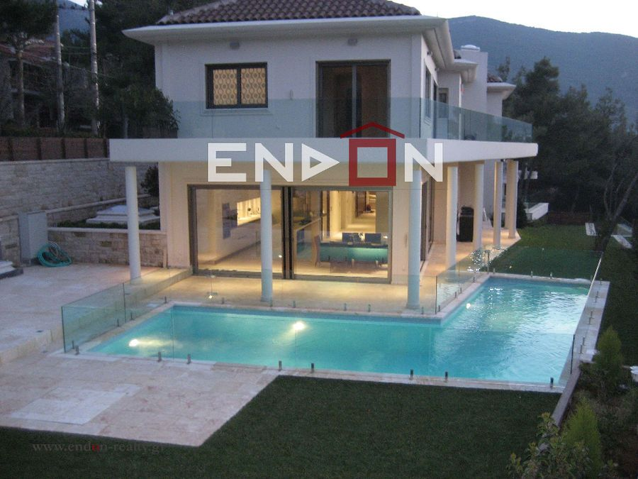 Detached House for sale Dionisos 850 m<sup>2</sup> Ground floor 6 Bedrooms New development