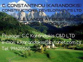 C Constantinou Construction & Developments Ltd estate agent