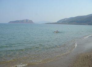 Pori Beach (distance 1km)