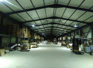 Βιοτεχνικός χώρος προς πώληση Κιλκίς 1.200 τ.μ. Υπόγειο
