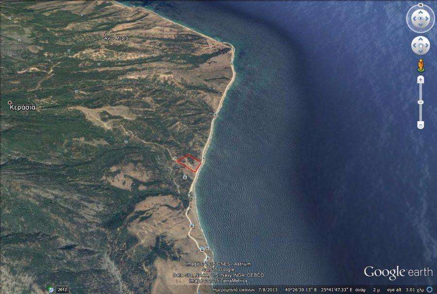 Sale Parcel 40000 m Ano Meria Samothraki 4283924