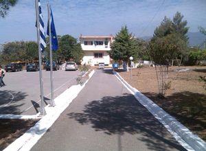 Κτίριο επαγγελματικών χώρων προς πώληση Καλαμάτα Φαρές 1.200 τ.μ. Ισόγειο