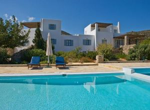 Sale, Villa, Antiparos (Cyclades)