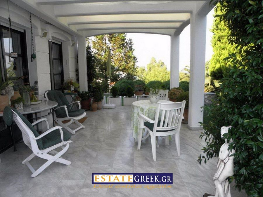 SALE EXCELLENT villa in the Kavala OLD TSIFLIKI (ref. 3032)